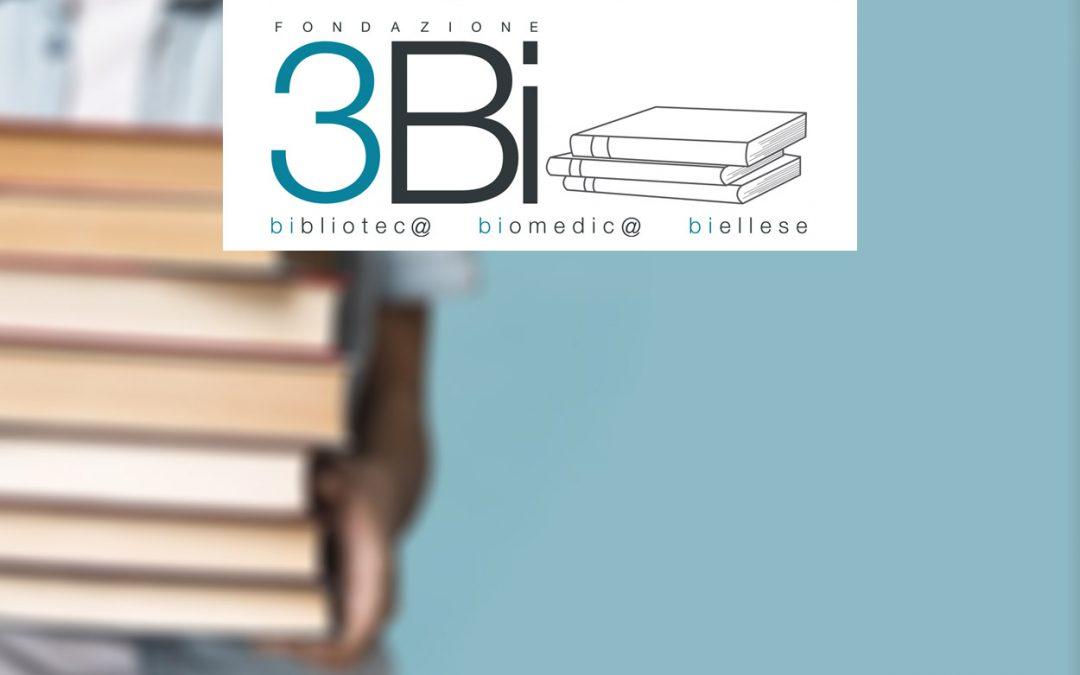 Biblioteca Biomedica 3Bi Biella