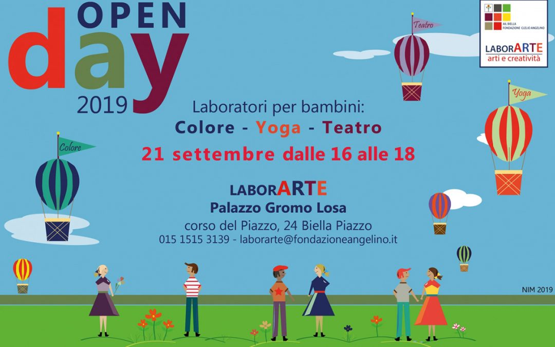 Open Day Laborarte