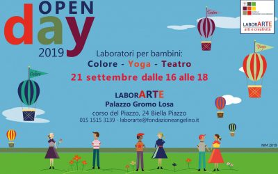 Laborarte Open Day