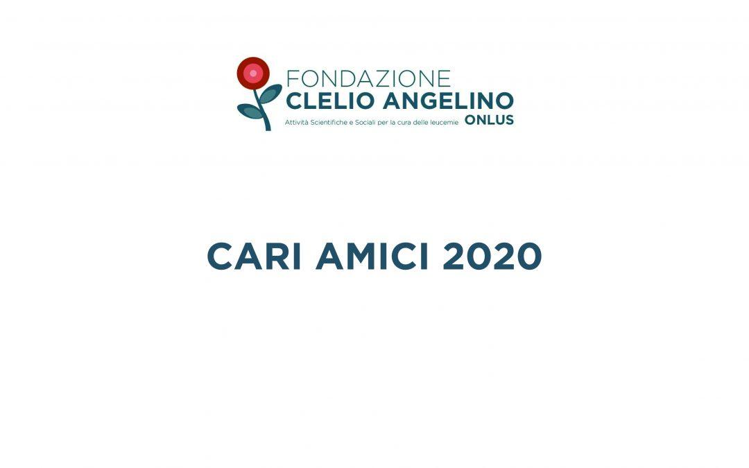CARI AMICI 2020